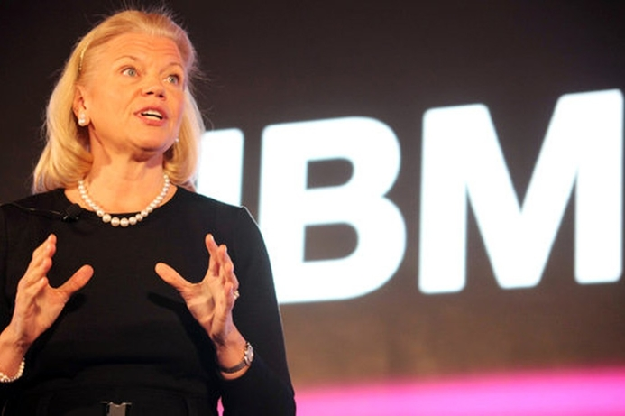 IBM revenues, profits take dive in Q4
