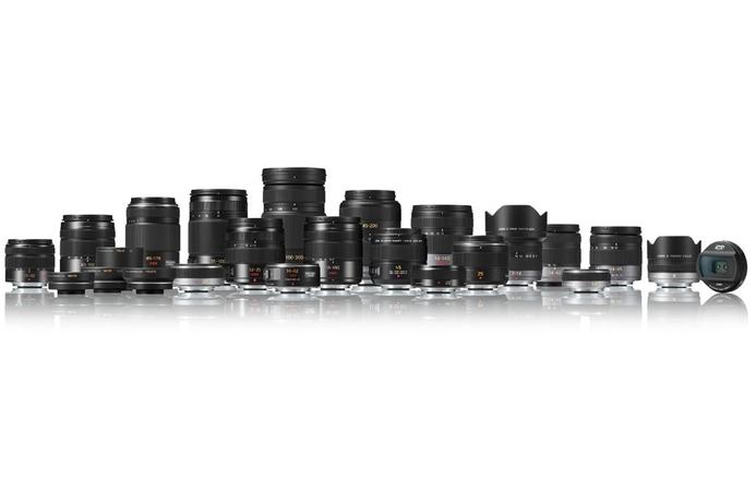 Panasonic introduces new single focal-length lens