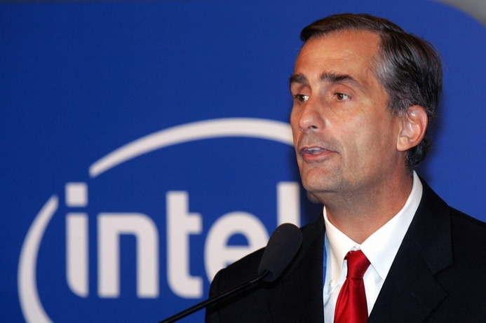 Intel CEO out over relationship with staff member