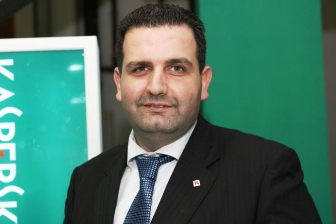 Khalid Abu Baker leaves Kaspersky Lab ME