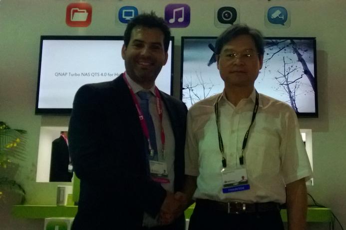 Logicom and QNAP sign distribution deal