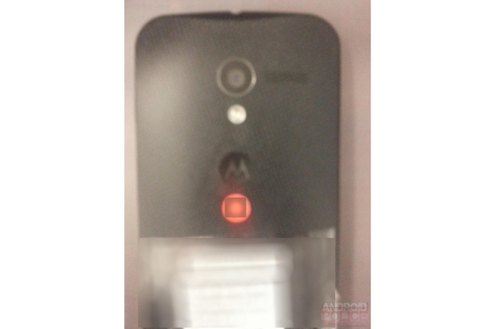 Revealed: Moto X specs