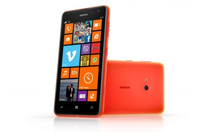 Nokia presents 'biggest screen yet' with Lumia 625