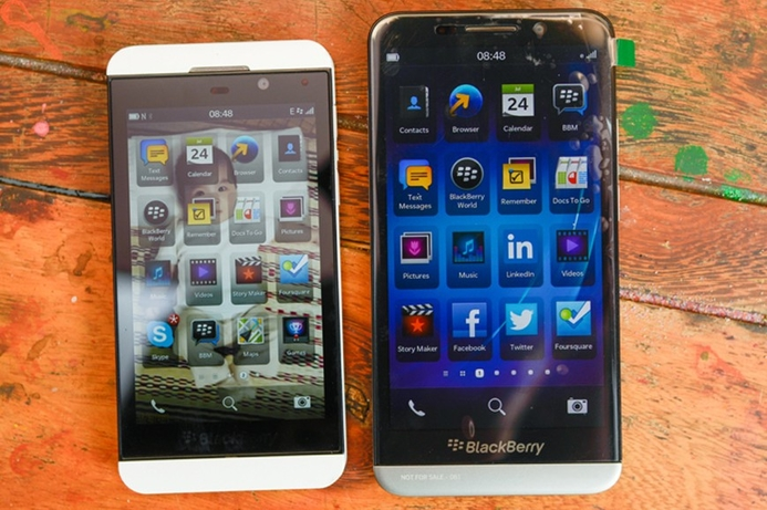 BlackBerry opts for phablet with A10
