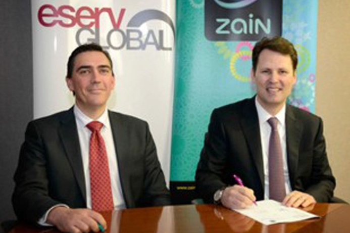 Zain hires eServGlobal for mobile money solution