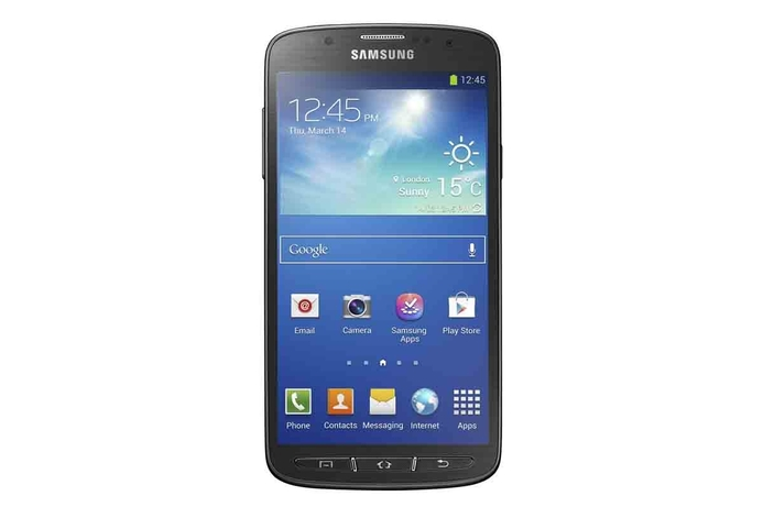 Samsung targets adventurers with Galaxy S4 Active
