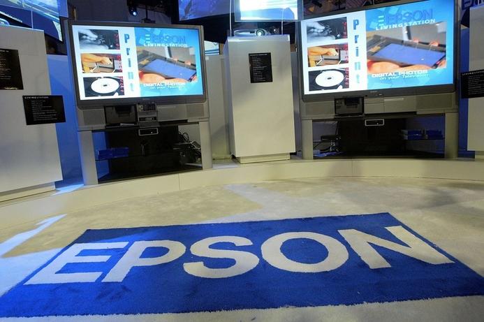 Epson presents intelligent printing at GITEX
