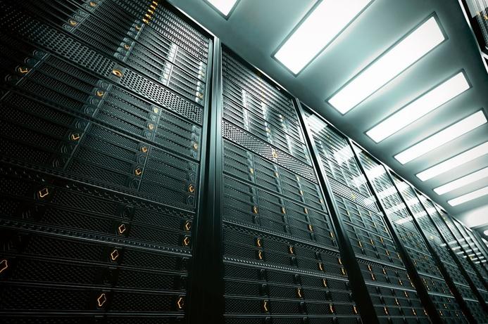 Worldwide server market grows 4.8% in revenue