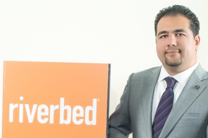 Riverbed appoints new METNA MD