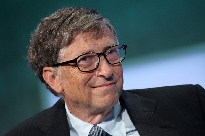 Gates could have zero stake in Microsoft in four years