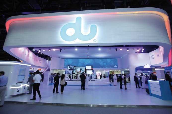 du customers can win Connected Home Entertainment System