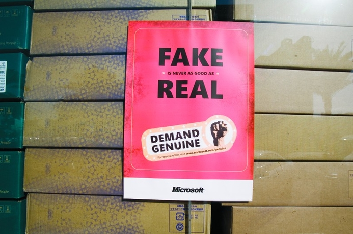 Microsoft cranks up pressure on rogue resellers
