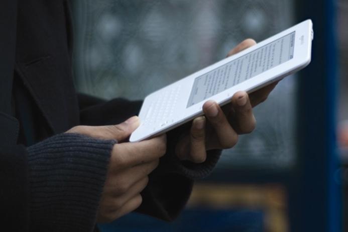 Amazon Kindle goes international