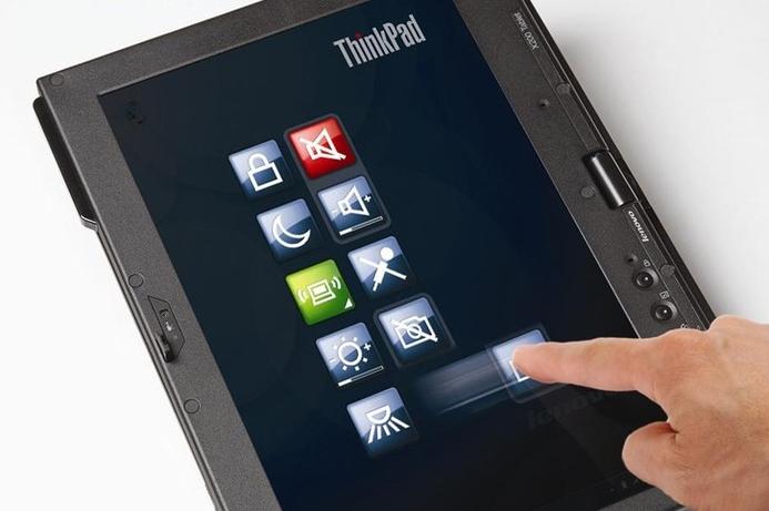 Lenovo unveils enhanced touchscreen tech