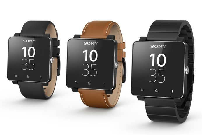 Sony releases SmartWatch 2