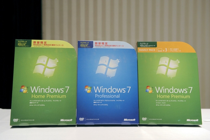 Windows 7 breaks through 20% market share