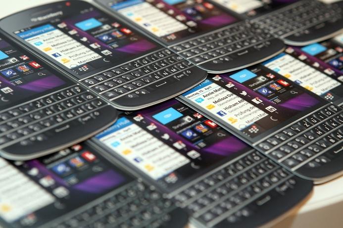 BlackBerry partners with TRA on app development