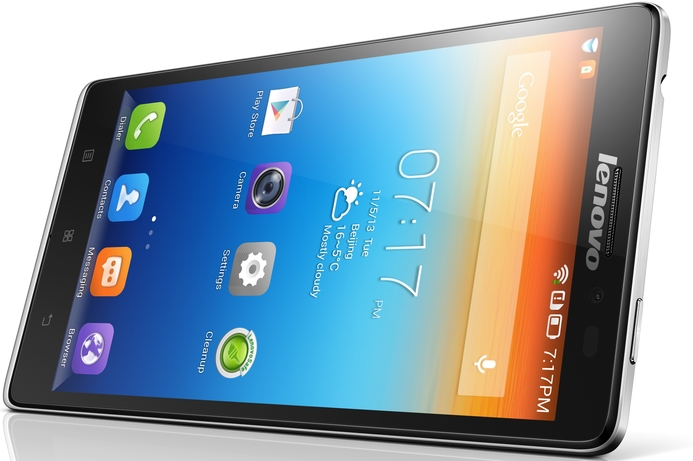 Lenovo unveils Vibe Z range smartphone in the UAE