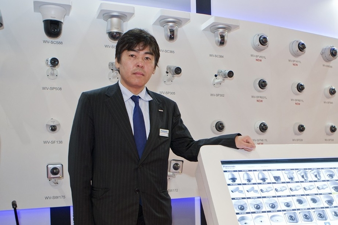 INTERSEC 2014: Panasonic unveils next-gen CCTV solutions