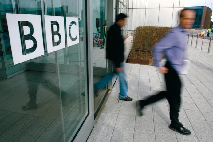 BBC trialling iPad