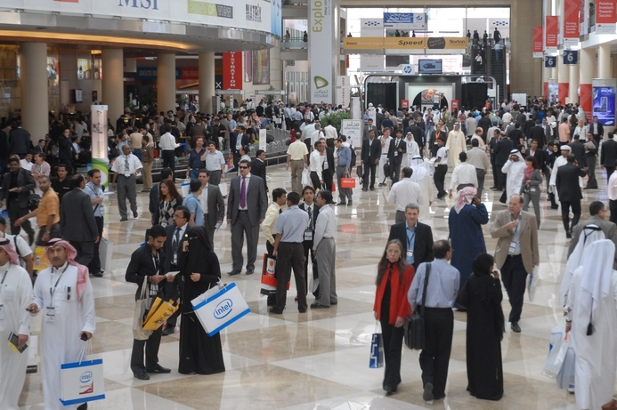 GITEX 2009 grows 'marginally' over last year