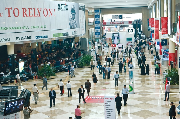 iMall to seek out new tenants at GITEX