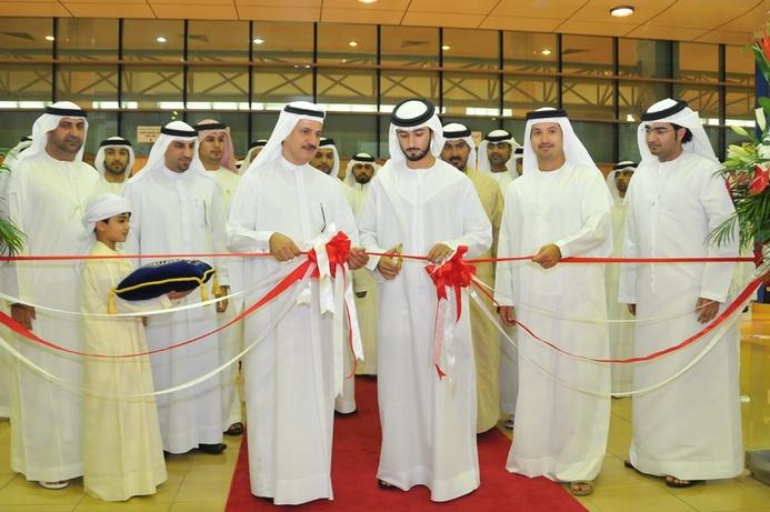 Sheikh Majid Bin Mohammed Bin Rashid Al Maktoum opens Gitex Shopper