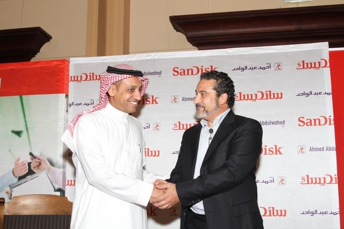 Sandisk product footprint grows in Saudi Arabia