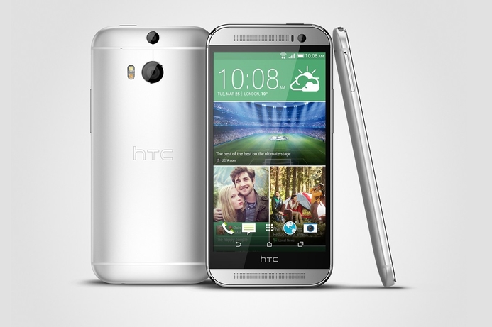 HTC launches dual-SIM version of One (M8) in UAE