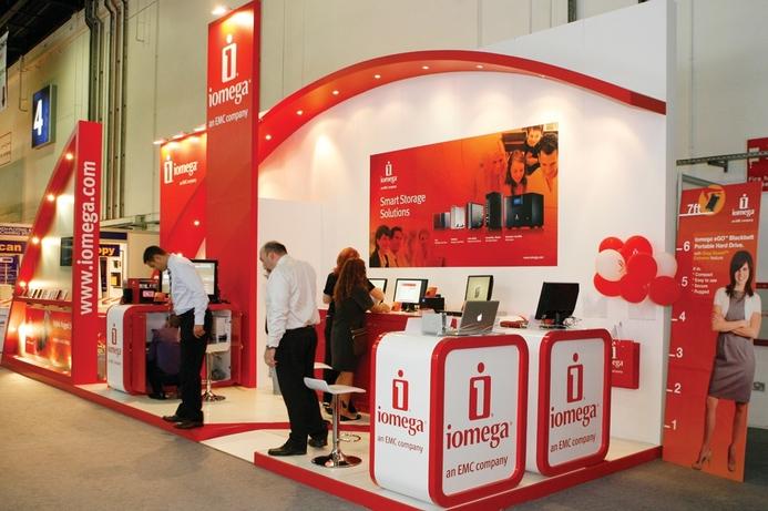 Iomega shows eGo portable drives