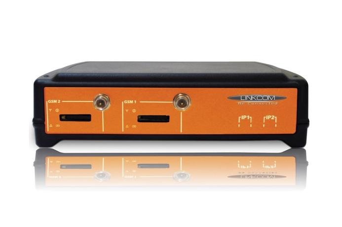Linkcom shows off access control range