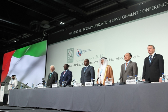 Global telecoms conference opens in Dubai