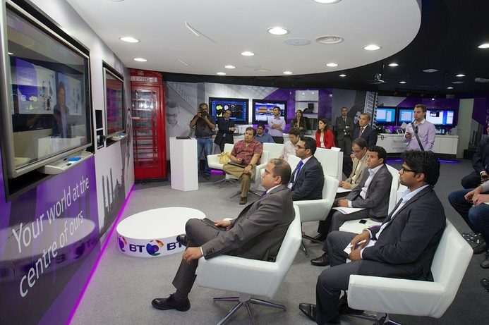BT opens Innovation Showcase centre in Dubai