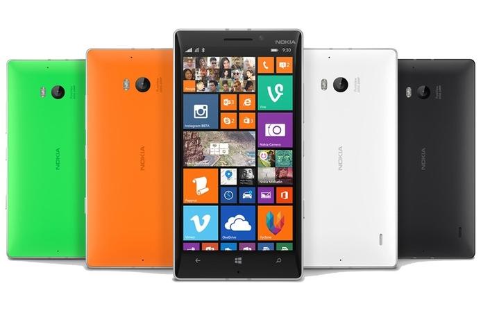 Nokia unveils Windows Phone 8.1 handsets