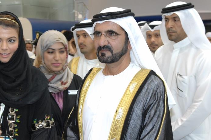 Sheikh Mohammed inaugurates GITEX