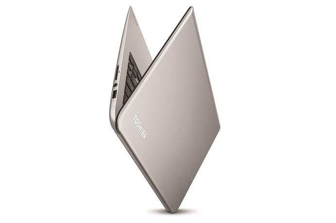 Toshiba unveils new ultrabook at GITEX Shopper
