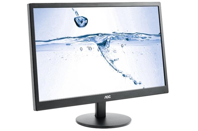 AOC launches 28-inch MVA monitors