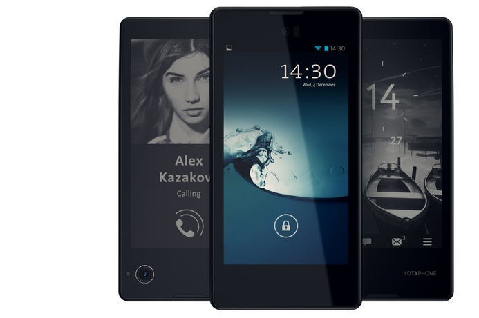 Jumbo launches YotaPhone in the UAE