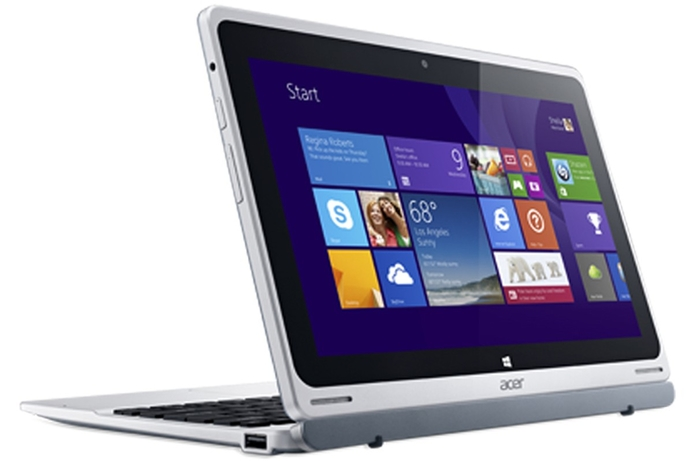 Acer unveils the 2-in-1 Aspire Switch 10 notebook