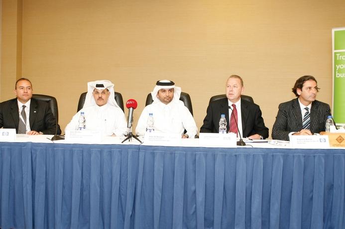 Qatar Telecom dials up HP for BTO deployment