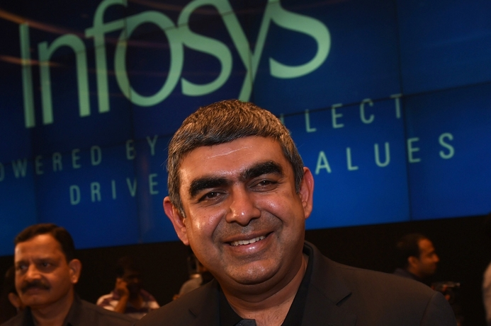 Infosys gets SAP tech head for new CEO
