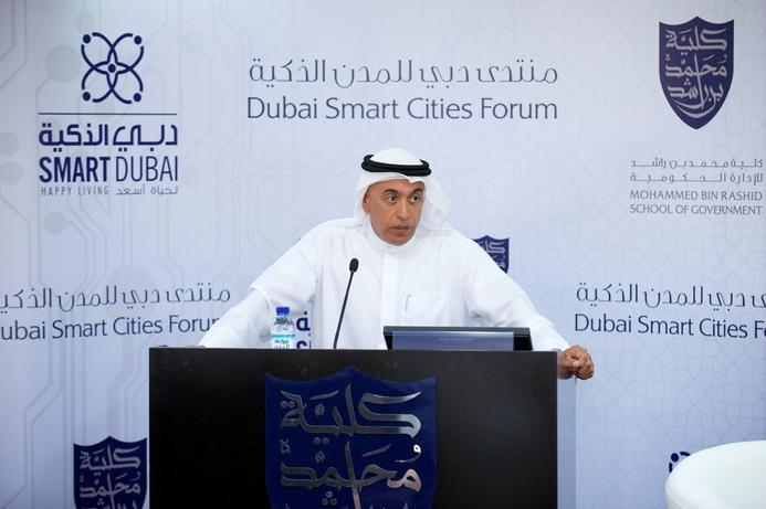 MBRSG hosts first Dubai smart cities forum