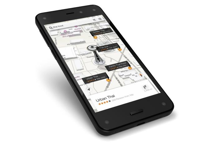 Amazon unveils Fire Phone