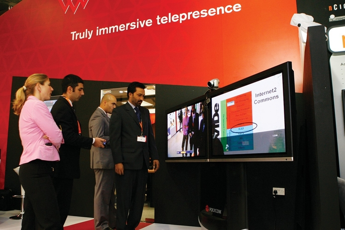 IBM and Polycom to collaborate on video solutions