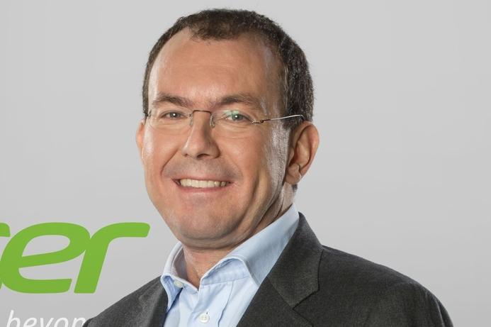 Acer reshuffles EMEA management team