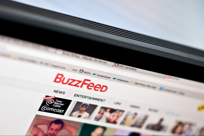 Buzzfeed ponders Middle East expansion