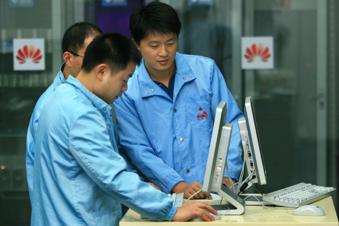 Largest-ever Huawei event set to start