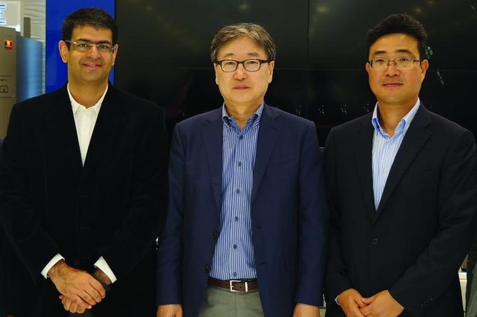Samsung's brand store footprint grows