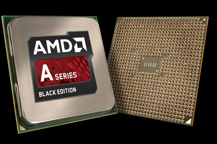 AMD unveils new APUs for system builder channel