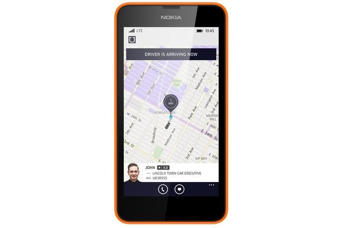 Uber announces availability for Windows phones in UAE